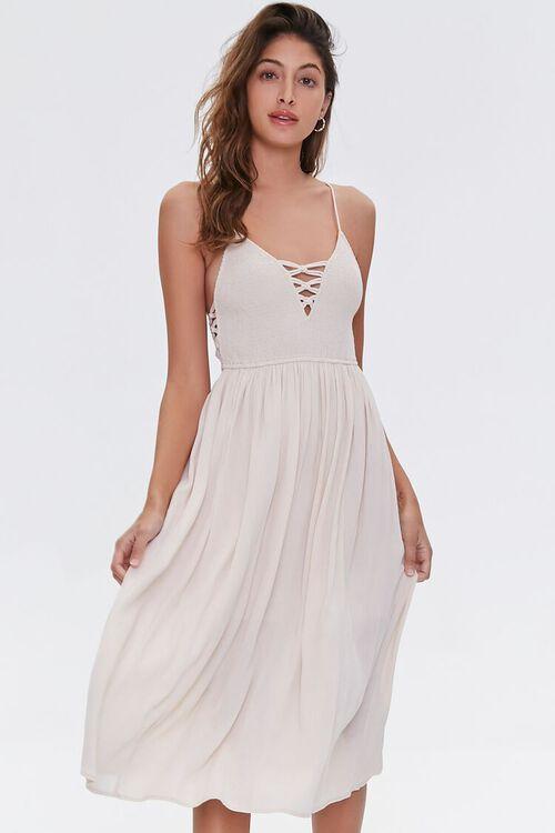 Lattice Cami Dress, image 4