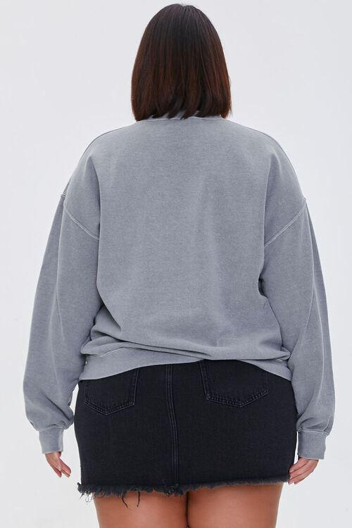 Plus Size Where the Wild Things Are Pullover, image 3