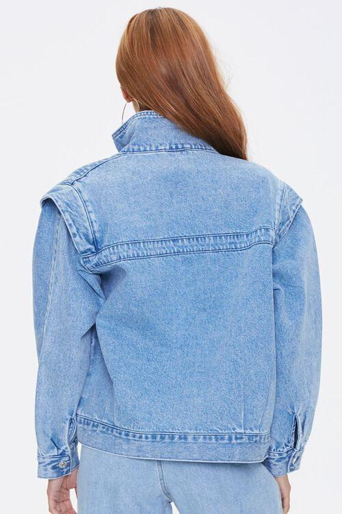ACID DENIM Layered Denim Jacket, image 3