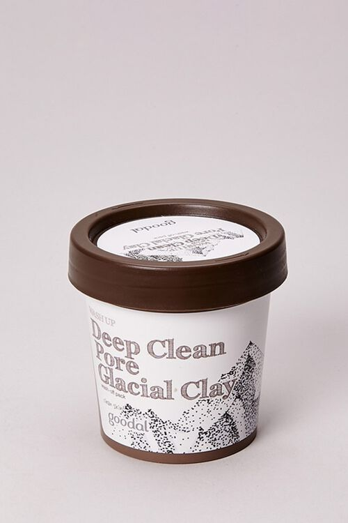 Wash Up Deep Clean Pore Glacial Clay Wash Off Pack, image 1