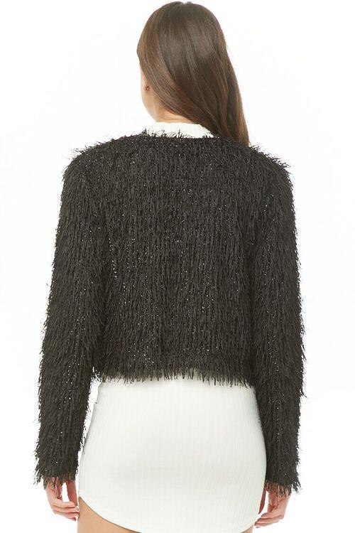 Shimmery Fringe Jacket, image 3