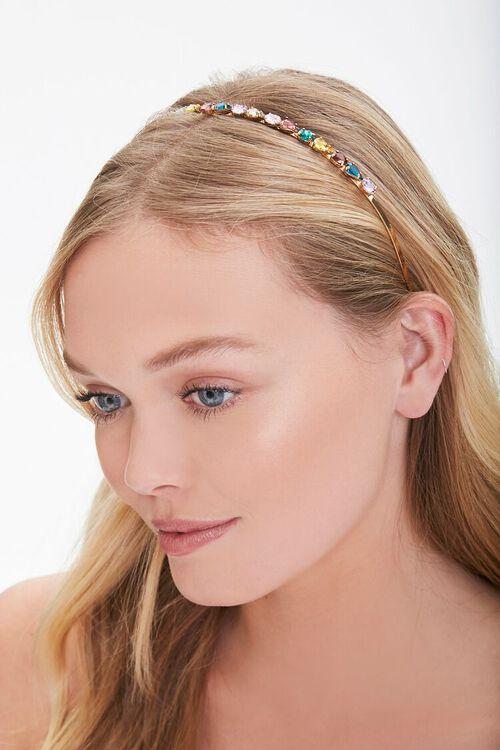 Faux Gem Headband, image 1