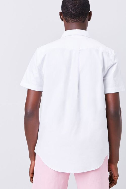 Fitted Embroidered Balloon Graphic Pocket Shirt, image 4