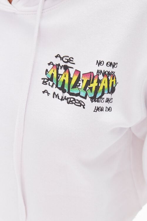 Aaliyah Graphic Hoodie, image 5
