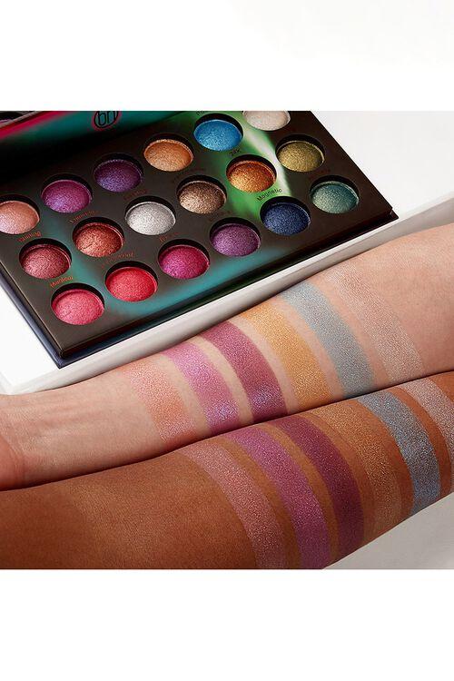 Aurora Lights - 18 Color Baked Eyeshadow Palette, image 3
