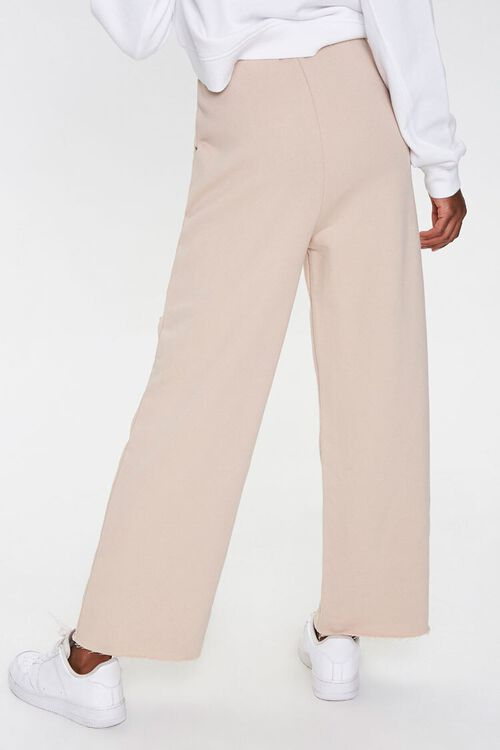 Ripped French Terry Sweatpants, image 4