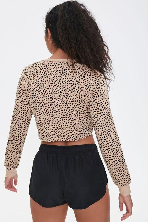 Active Cheetah Print Top, image 3