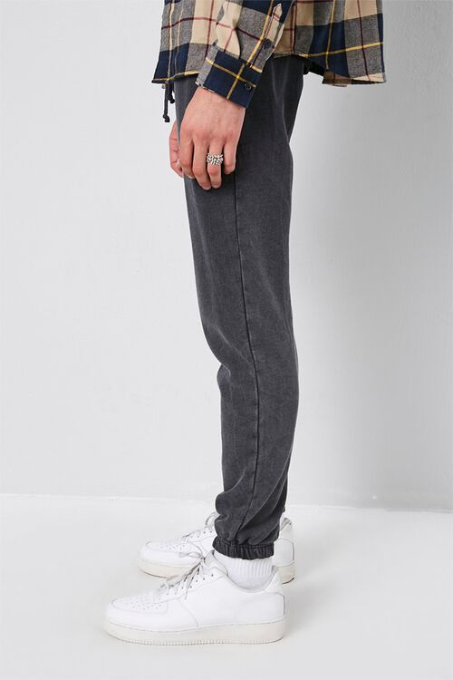 Slim-Fit Woven Joggers, image 2