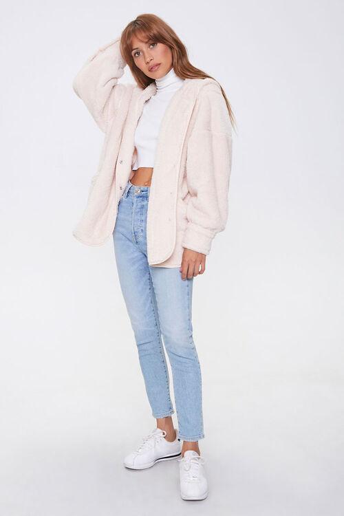 Plush Hooded Jacket, image 4