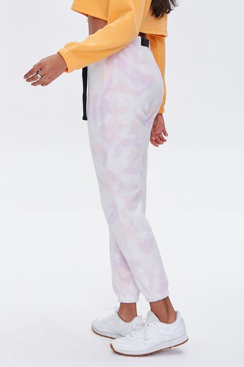 Buckled Tie-Dye Joggers, image 3