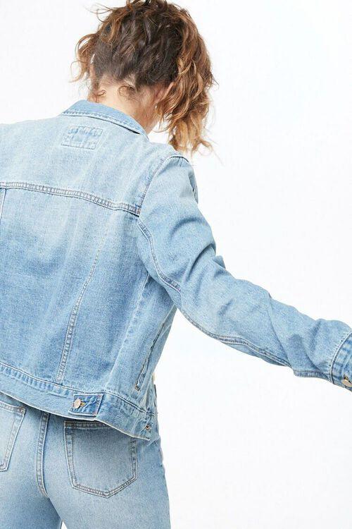 Faded Denim Jacket, image 3