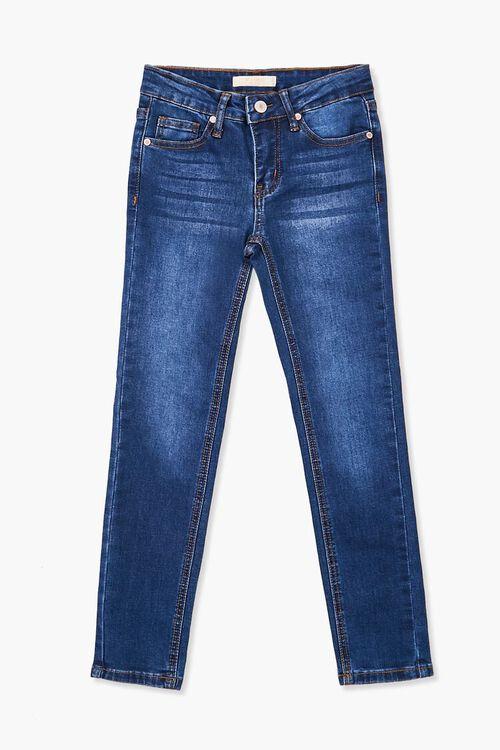 Girls Straight-Leg Jeans (Kids), image 1