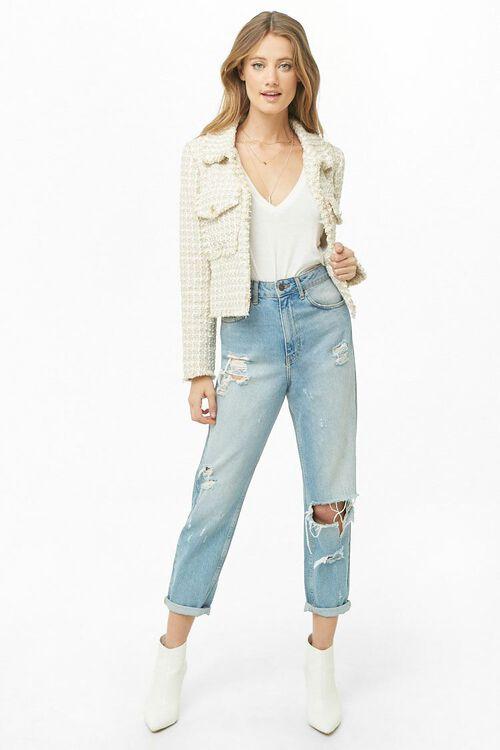 Metallic Tweed Jacket, image 4