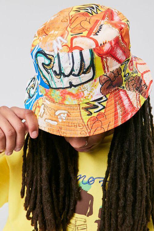 Ashley Walker Art Print Bucket Hat, image 4