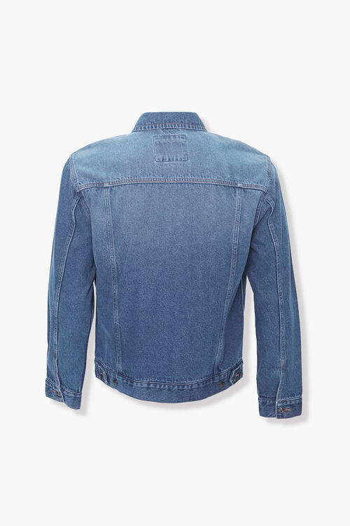 Button-Down Denim Jacket, image 3