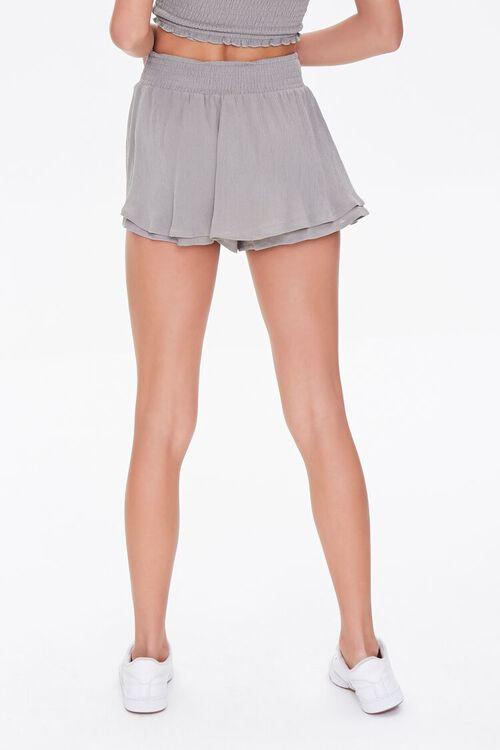 Layered Flounce Mini Skirt, image 4