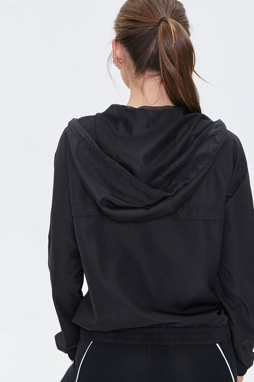 Active Piped Zip-Up Jacket, image 3