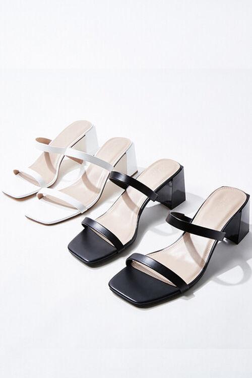 Slip-On Block Heels (Wide), image 1
