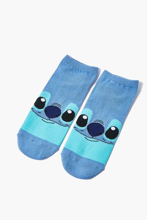 Stitch Graphic Ankle Socks, image 2