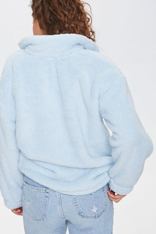 Plush Half-Zip Pullover, image 3