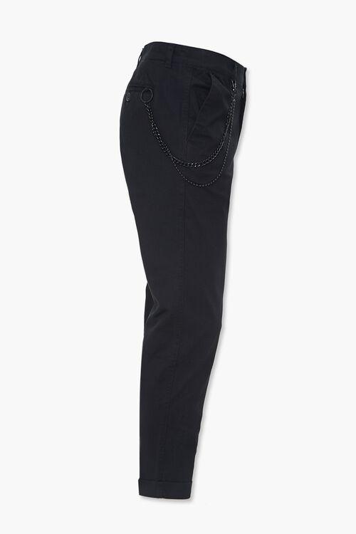 Slim-Fit Wallet Chain Pants, image 2