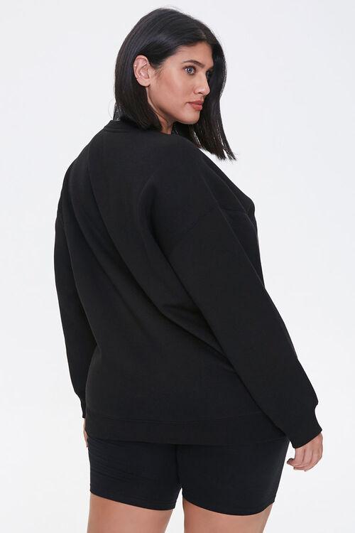 Plus Size Marilyn Monroe Sweatshirt, image 3