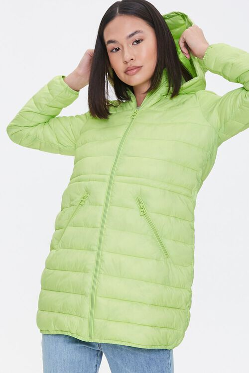 Hooded Puffer Jacket, image 5