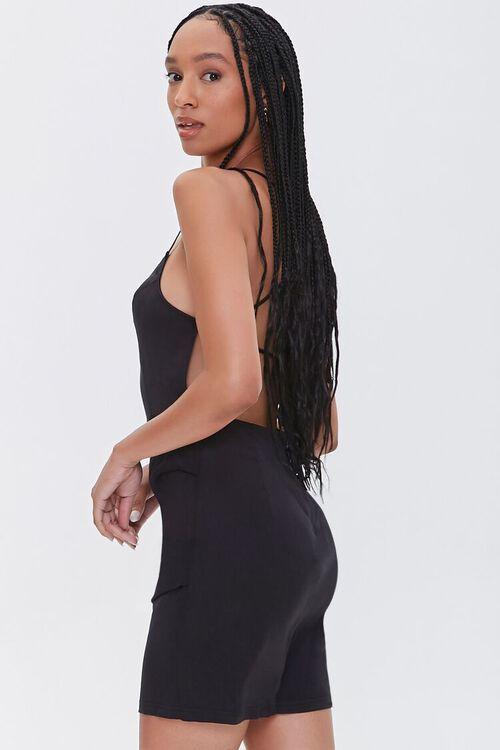 Lace-Back Mini Dress, image 2