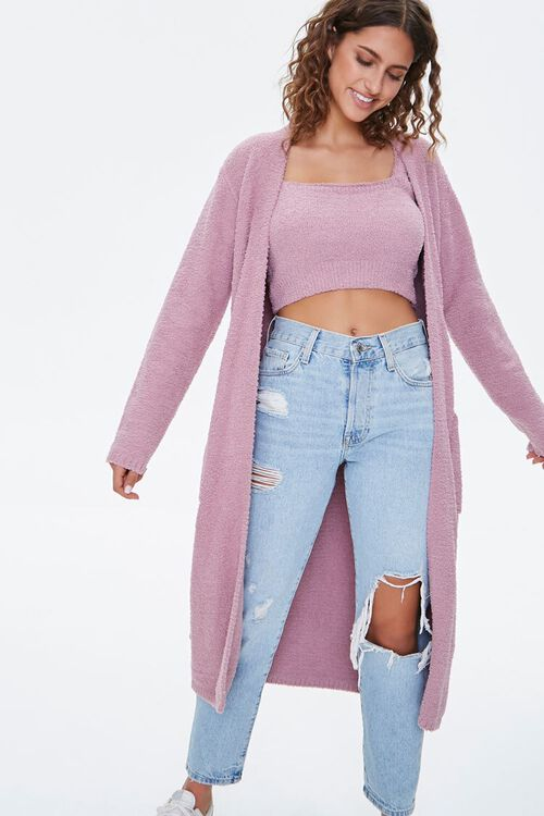 Belted Cardigan Sweater, image 5
