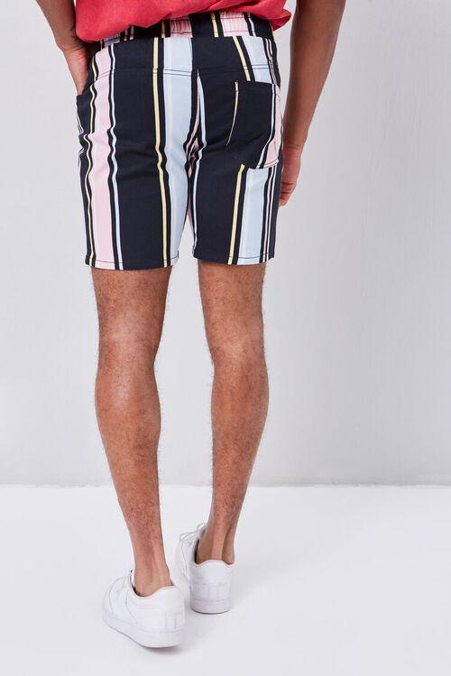 Striped Drawstring Shorts, image 3