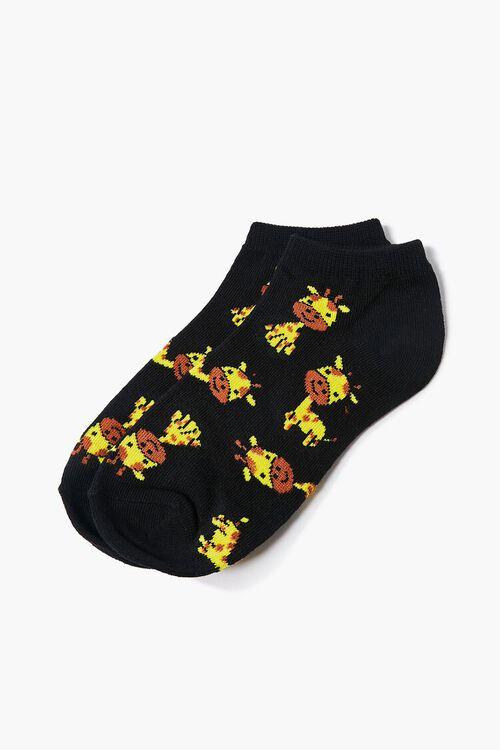 Giraffe Ankle Socks, image 2