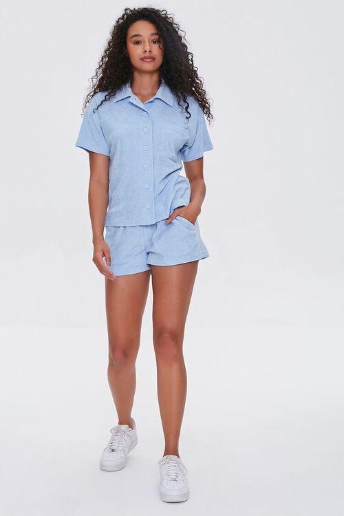 Terry Cloth Shirt, image 4