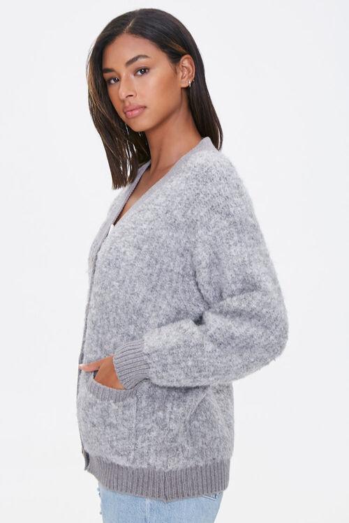 Brushed Cardigan Sweater, image 2