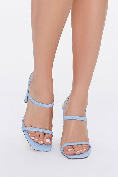 Strappy Block Heels, image 4