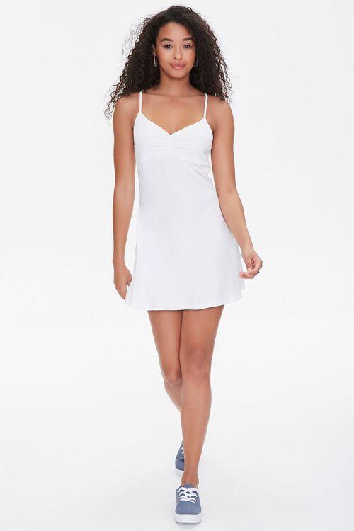 Lace-Up Mini Dress, image 4