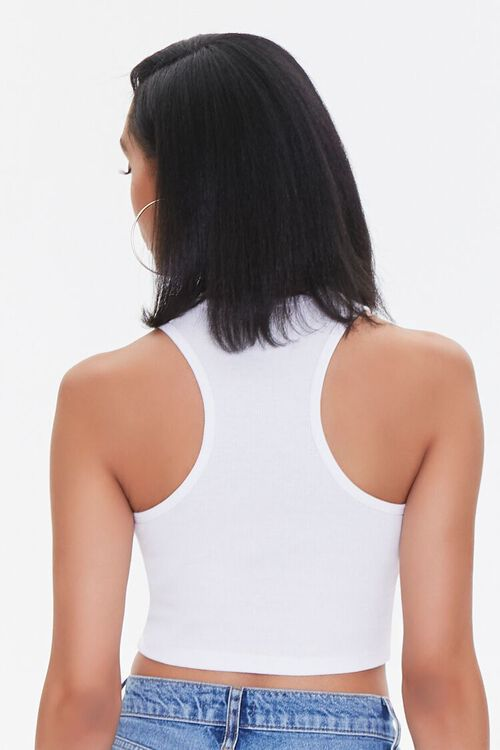 Ribbed Clueless Tank Top, image 3