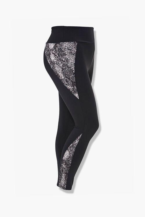 Plus Size Cropped Cami & Leggings Set, image 4
