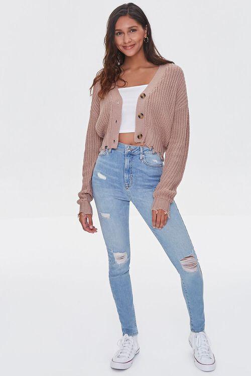 Sharkbite Cardigan Sweater, image 4