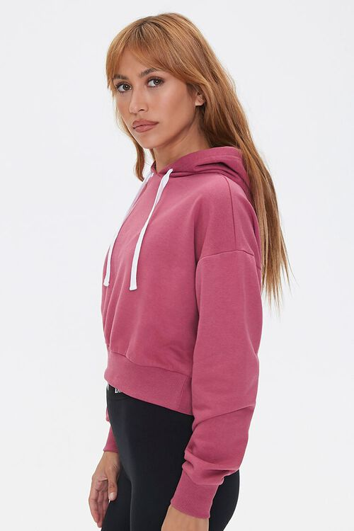 Boxy French Terry Hoodie, image 2