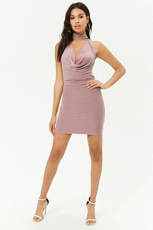 Bodycon Choker Dress, image 4