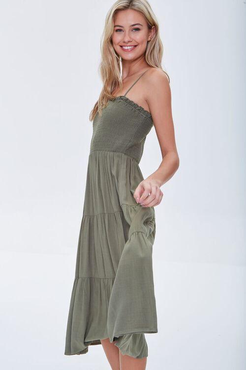Smocked Cami Dress, image 2