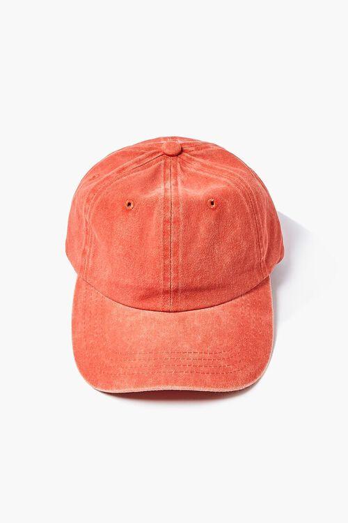 Stone Wash Baseball Cap, image 1