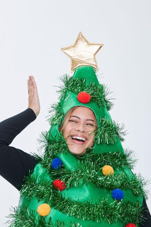 Plus Size Christmas Tree Dress, image 5