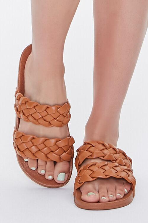 Braided Slide Sandals, image 4