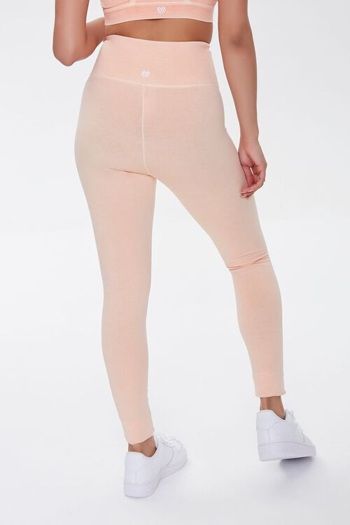 PEACH Active Mineral Wash Leggings, image 4