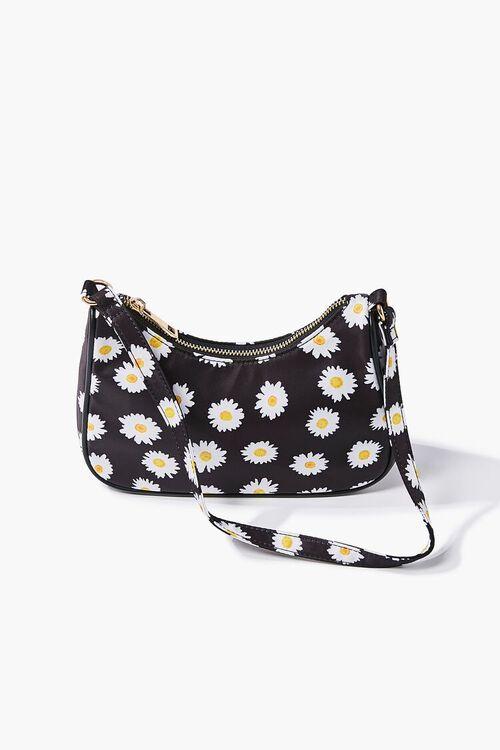 Daisy Print Shoulder Bag, image 3