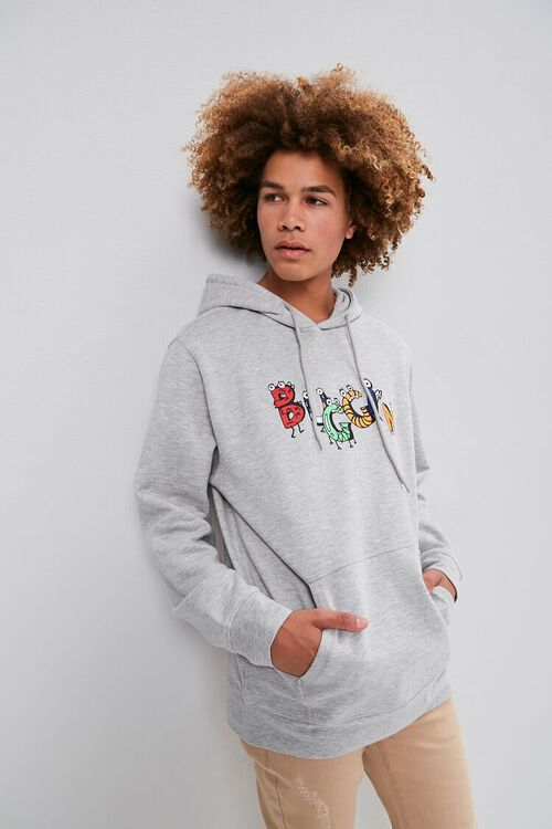 Buggin Graphic Hoodie, image 1