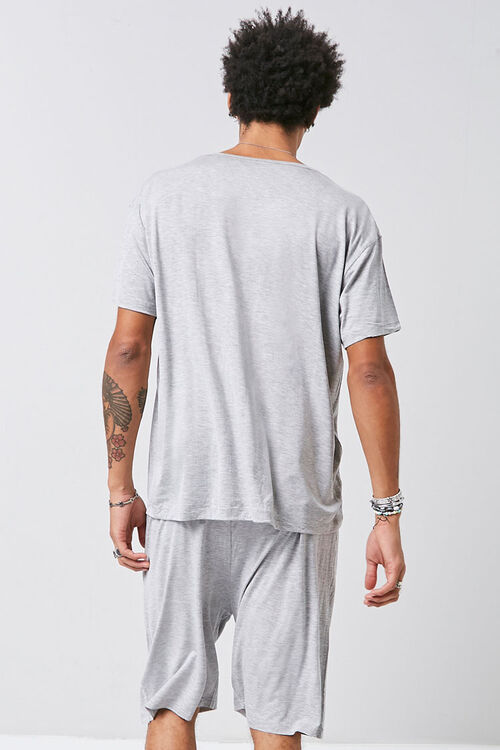 Tee & Shorts Pajama Set, image 3