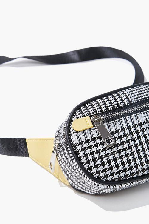 Houndstooth Belt Bag, image 3
