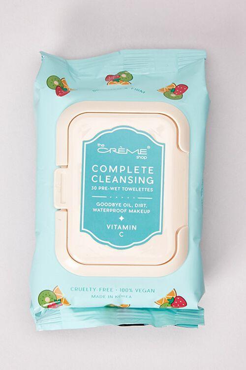 Vitamin C 30 Pre-Wet Towelettes, image 1